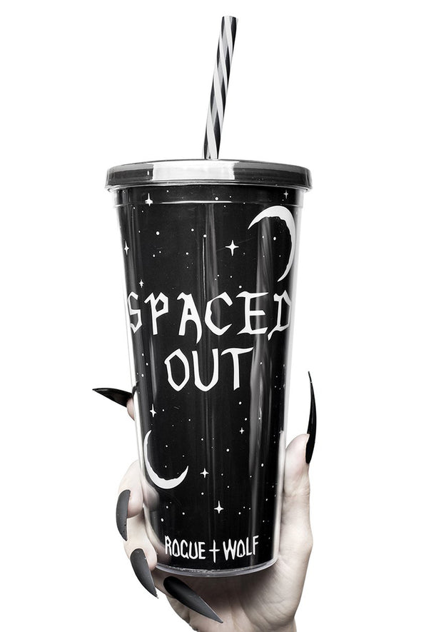 Rogue + Wolf Spaced Out Tumbler - Vampirefreaks Store