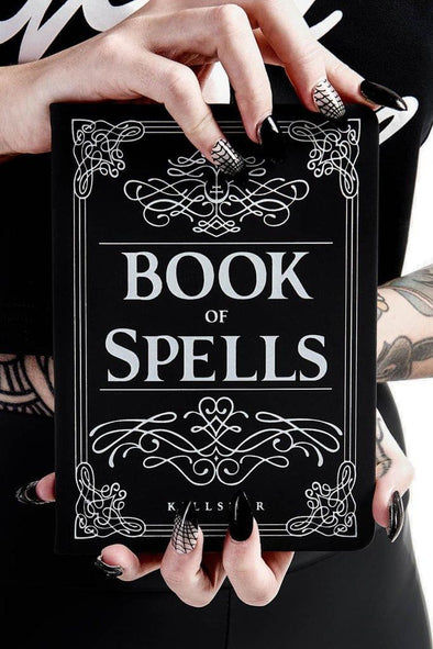 Killstar Book of Spells Journal