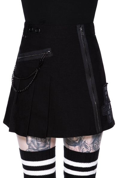 Calling Alice Mini Skirt
