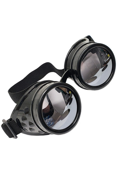 Cyber Sunglass Goggles [Mirror Lens] - Vampirefreaks Store