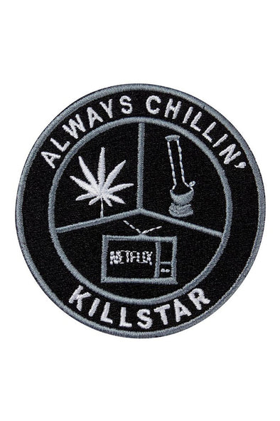 Killstar Chill Patch - Vampirefreaks Store