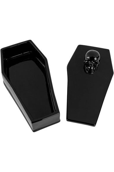 Killstar Coffin Ceramic Box - Vampirefreaks Store