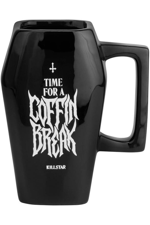 Killstar Coffin Break Mug