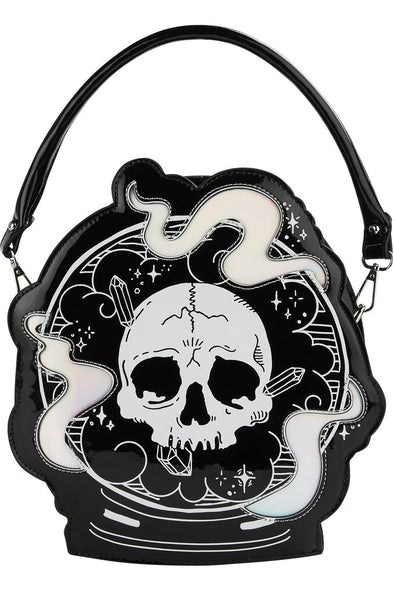 Killstar Crystal Ball Handbag