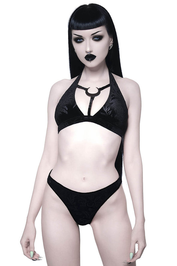 Killstar Cthulhu Two Piece Bathing Suit - Vampirefreaks Store