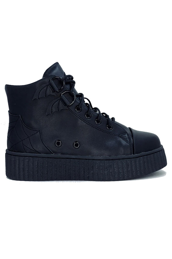Chelsea Kreep Hi-Tops [Black]
