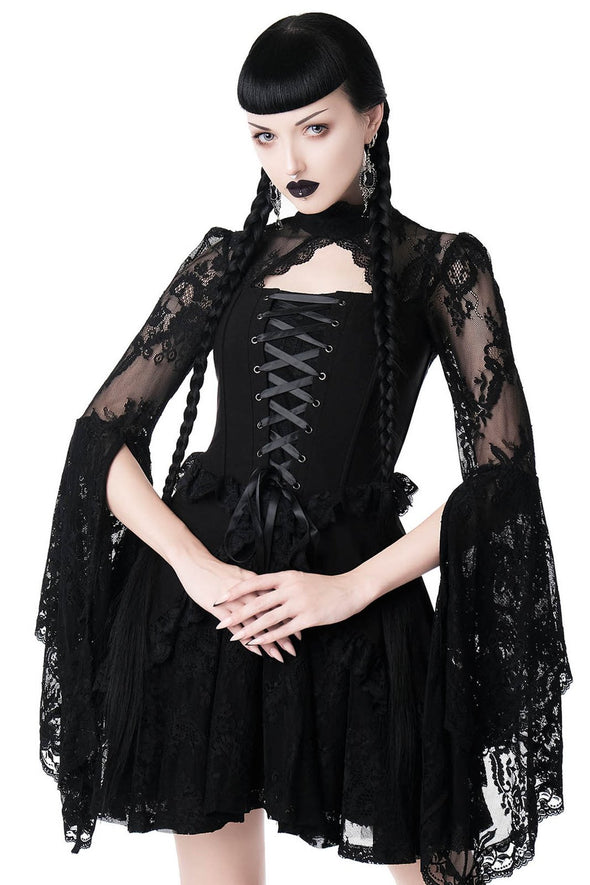 Dark Masquerade Dress