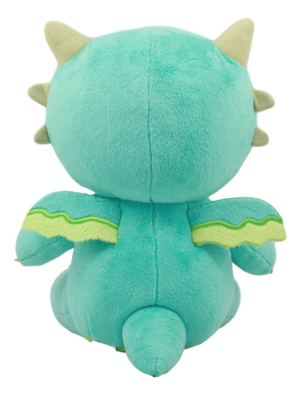 kawaii dinosaur plush toy
