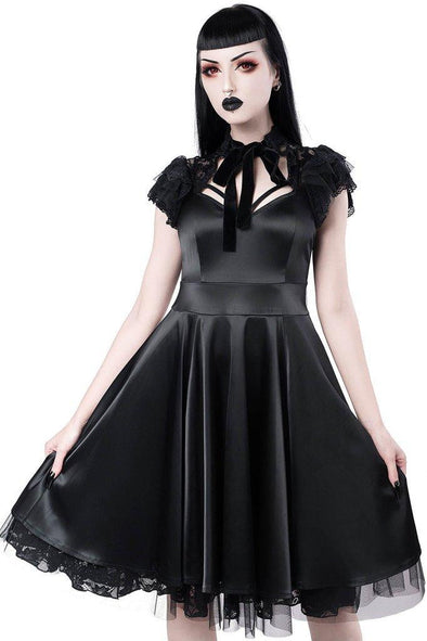 Killstar Dear Darkness Doll Dress - Vampirefreaks Store