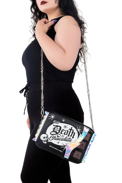 Killstar Death By Chocolate Handbag - Vampirefreaks Store