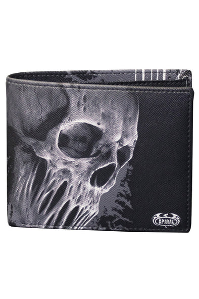Bat Curse BiFold Wallet with RFID Blocking and Gift Box - Vampirefreaks Store