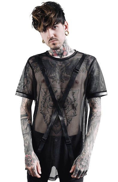 Execution Fishnet Shirt
