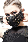 Devil Fashion Reptile Mask - Vampirefreaks Store