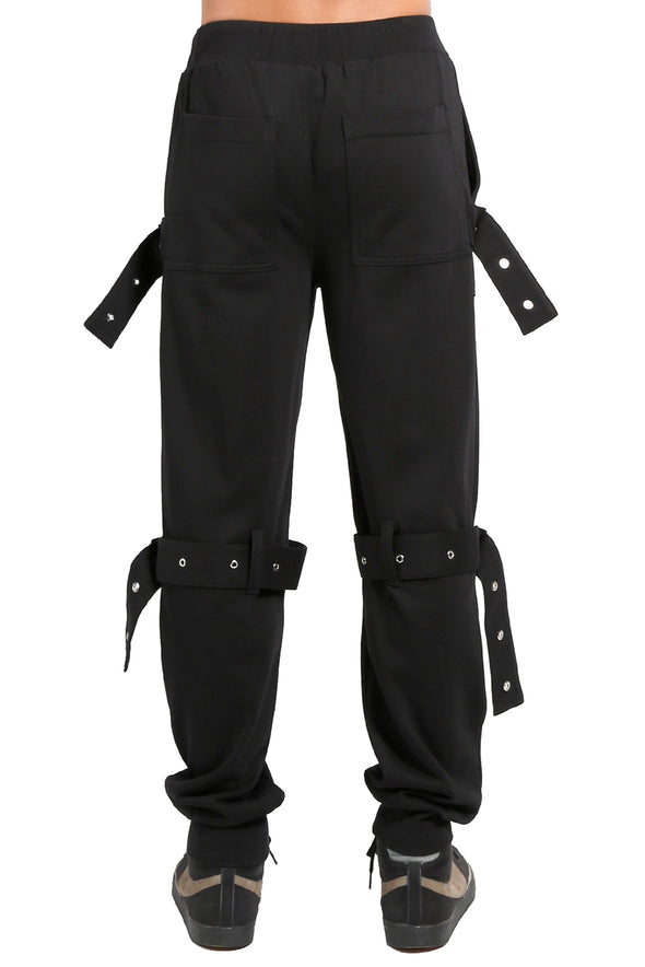 womens goth sweatpants