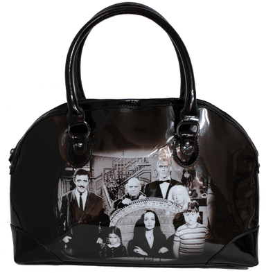 "Rock Rebel ""Adams Family"" Handbag"