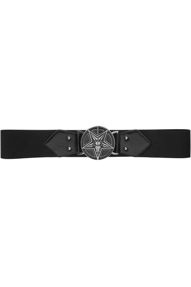 Gothic high waisted belt