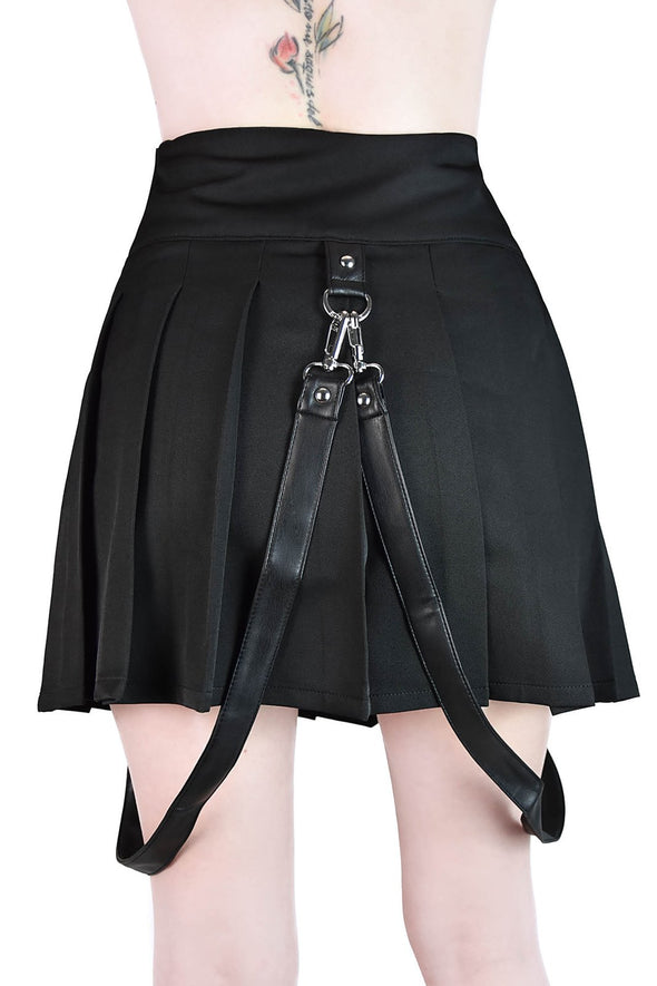 Grave Daze Mini Skirt