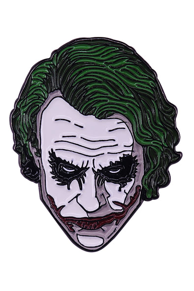 Why So Serious Joker Enamel Pin