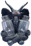 Kreepsville Goathead Salt and Pepper Shakers - Vampirefreaks Store