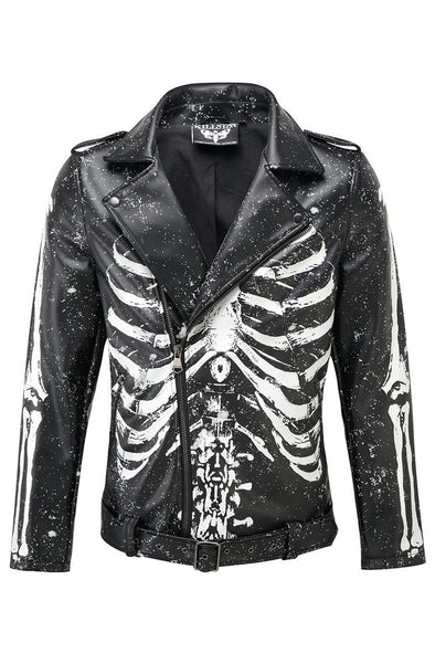Killstar Morgue Master Biker Jacket