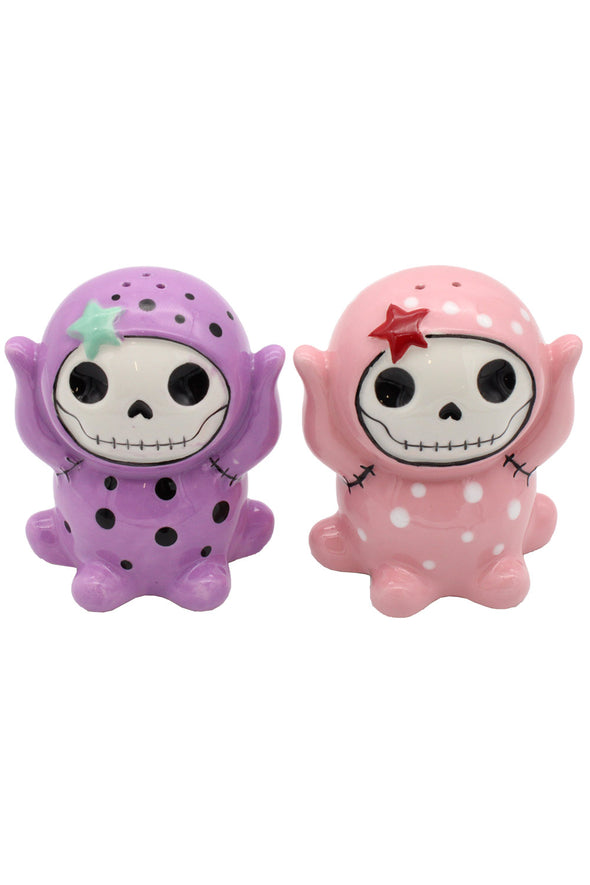 Octopee Salt & Pepper Shakers