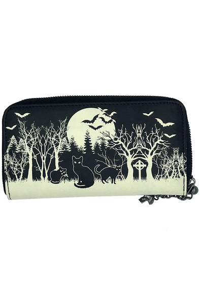 Forest Kitty Wallet