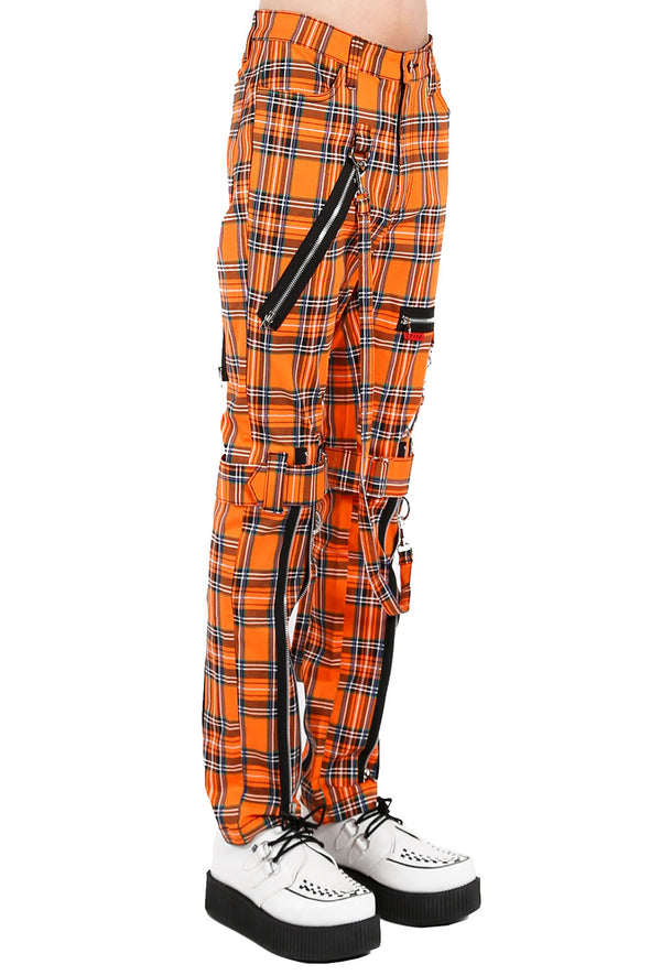 Mens Orange Pants