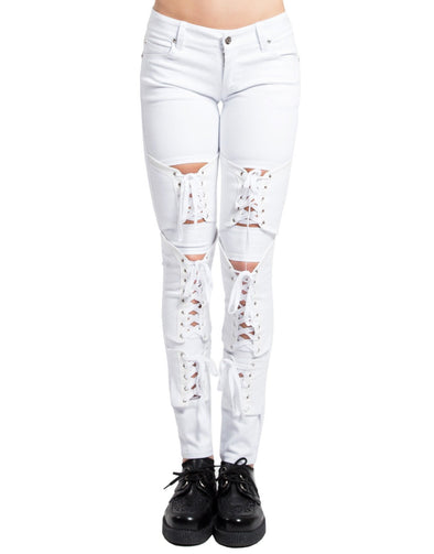 Tripp Protector Jeans (White)