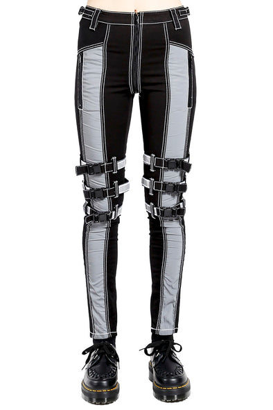 Tripp Reflector Panel Pants - Vampirefreaks Store