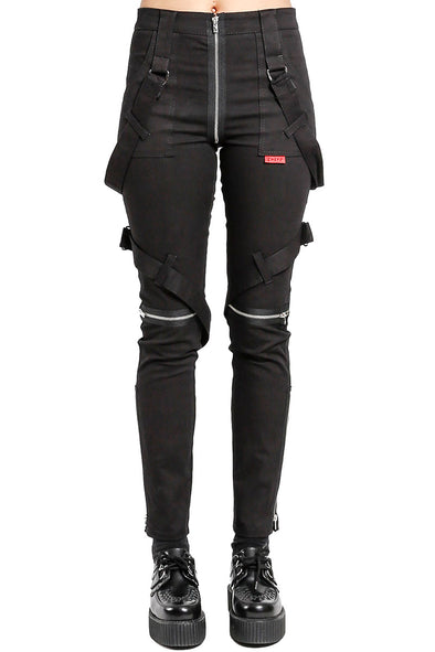 Tripp No Regrets Ladies Bondage Pants - Vampirefreaks Store