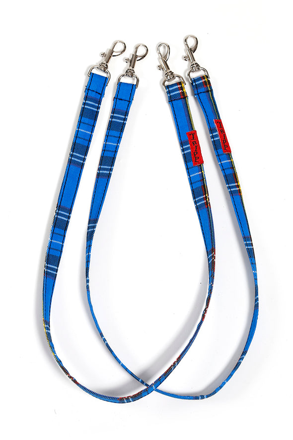 Tripp NYC Bondage Straps - Plaid [Multiple Colors Available]