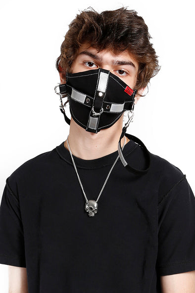 Tripp Reflector Face Mask