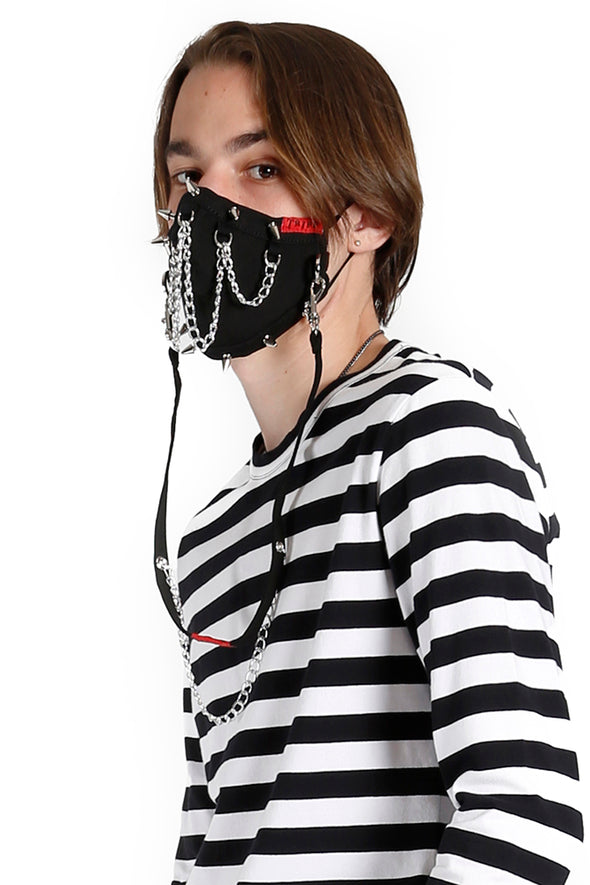 Tripp Super Spike and Chain Face Mask