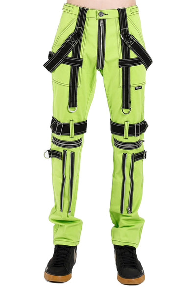 Mens Lime Pants