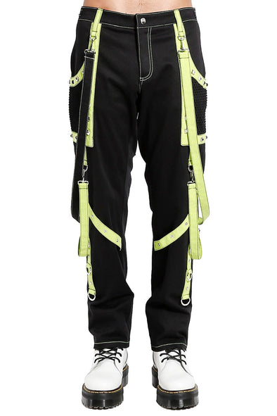 Tripp Lime Crush Bondage Pants - Vampirefreaks Store