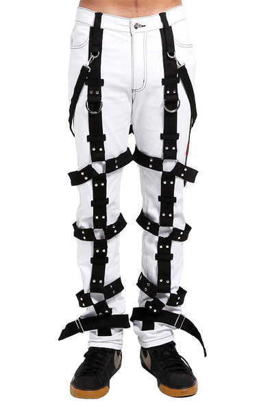 Tripp Harness Pants [White]