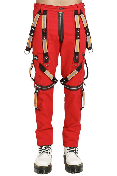Tripp NYC Red Power Pants