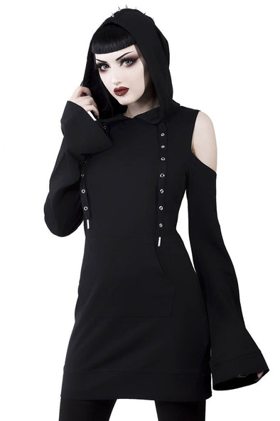 Killstar Iza Jersey Sorceress Dress