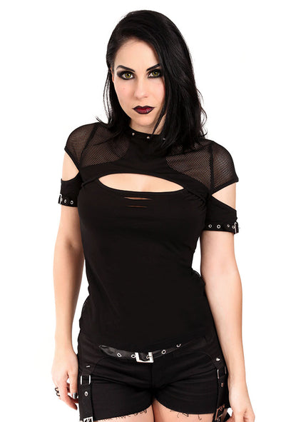 Devil Fashion Nexxus Top