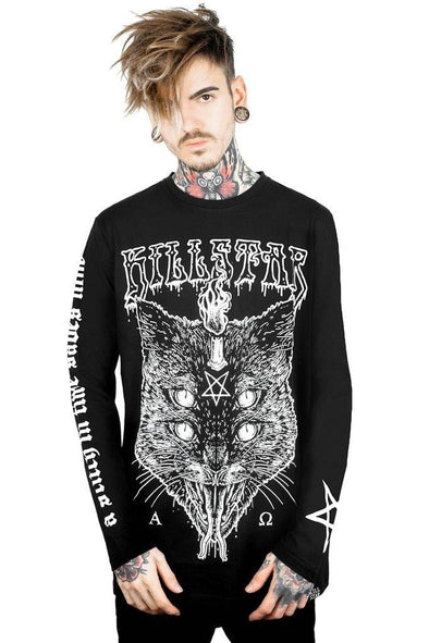 Killstar JuJu Long Sleeve Top