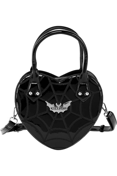 Killstar Lola Heart Handbag