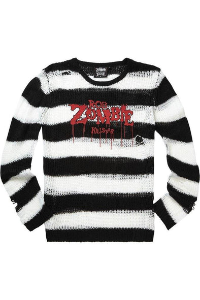 Killstar Rob Zombie Lords Of Salem Knit Sweater