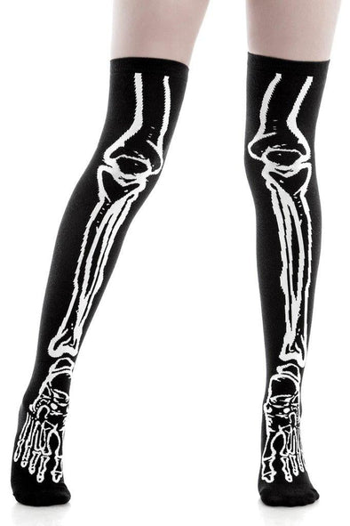 Killstar Morgue Long Socks