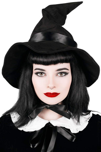goth witch hat
