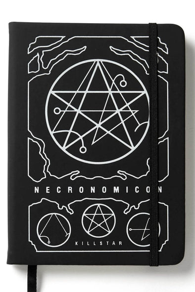 Killstar Necronomicon Journal