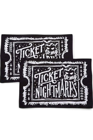 Killstar Nightmare Pillow Cases