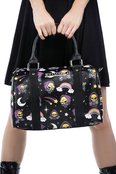 Killstar Skeletor Not Cute Handbag - Vampirefreaks Store