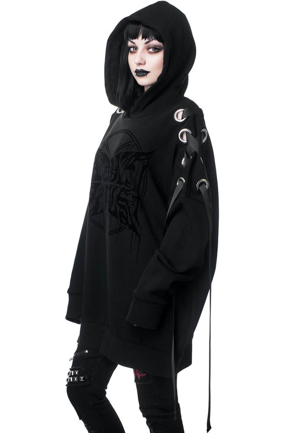 Other Worlds Oversized Hoodie (Unisex)