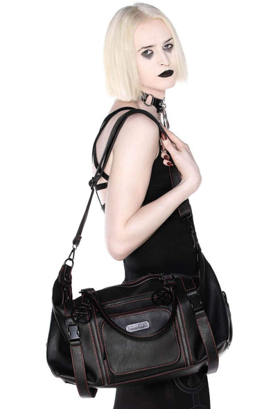 goth duffle bag
