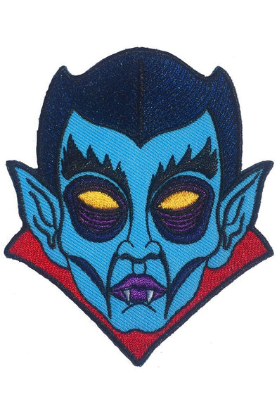 Kreepsville Graves Monster Dracula Patch - Vampirefreaks Store